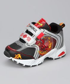 Ninja shoe on Zulily