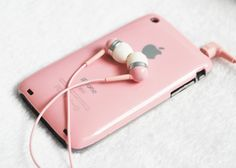 Pink iPhone, love it