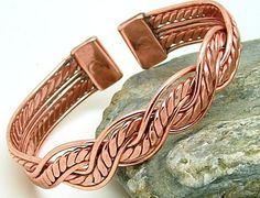 9 Best Copper Bracelet Designs