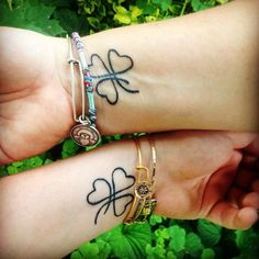 65 Mother Daughter Tattoos That Are Mighty Beautiful