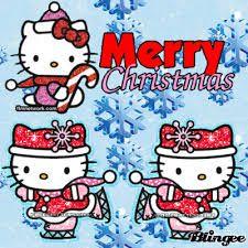 merry christmas hello kitty的圖片搜尋結果