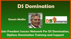 Join Freedom Success Network (FSN) For DS Domination, Options Domination Training and Support Click Here To Join My Team: http://Join.dsdominationdsd.com Interested in Binary Options Trading: od.optionsdominationdsd.com