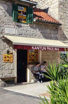 Kantun Paulina - Apparently the best place in Split, Croatia, to try čecapčići   heneedsfood.com