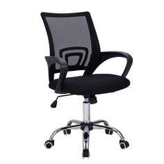 Modern Mesh Mid-Back Office Chair Computer Desk Task Ergonomic Swivel