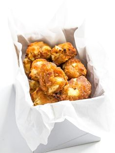 Healthy Oven Baked Apple Fritters