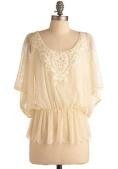 Urban Angel Top, #ModCloth