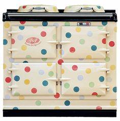 polka dotted-oven! shut the front door.