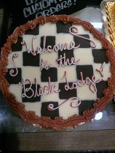 Nod To Twin Peaks David LynchFashion CakesBaking IdeasTwin PeaksOccasion CakesWhole Food RecipesBirthday CakesBakeryOwls