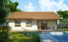 projekt Słoneczko II Outdoor Decor, House, Home Decor, Decoration Home, Home, Room Decor, Home Interior Design, Homes, Houses