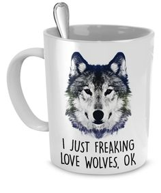 Freaking Love Wolves - From GearBubble