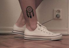 All stars,converse,white,tattoo