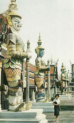 Royal temple - Bangkok, Thailand