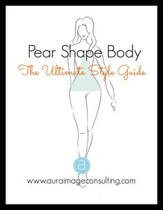 Do you have wide hips and a narrow upper body? Then you have a pear shape body! Learn how to wear the styles that flatter your body shape.