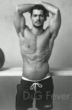 David Gandy ' Wow, just wow! Male Models Poses, Male Poses, Male Pose Reference, David James Gandy, David Gandy Body, Human Poses, Hommes Sexy, Poses For Men, Shirtless Men