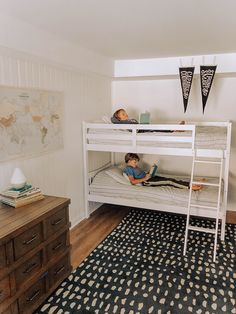 Double bunks - IHOD