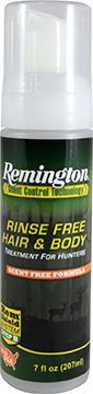 BRYSON INDUSTRIES Remington Rinse Free Hair & Body Wash 7oz, EA