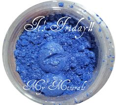It's Friday - ombretto minerale Mineral eyeshadow