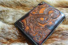 Купить Байк стиль рок Ежедневник - ежедневник, ежедневник ручной работы, сувениры из кожи