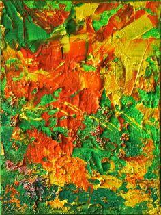 Matter Painting 7 by Pamela Lukrecja Rys #abstractart #contemporaryart #painting #colors S/S 2017