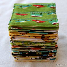 Childrens Fabric Matching Memory Game  Boys Set by EverSewClever, $19.00