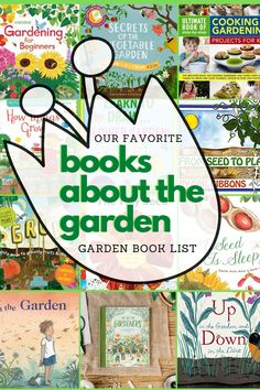 Growing a Garden: Books about Gardens for Kids from Reading to Discover Preschool Literacy, Preschool At Home, Preschool Books, Preschool Ideas, Outside Activities For Kids, Spring Activities, Best Children Books, Childrens Books, Amazing Books
