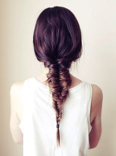 Fishtail Braid- I need to learn to do this