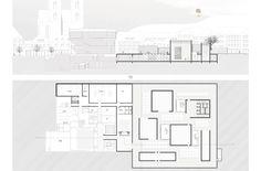 Abschlussarbeit: Kunsthallenerweiterung Bielefeld, Malte Striedelmeyer, Universität Stuttgart - Campus Masters | BauNetz.de