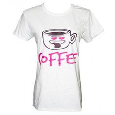 Coffee #Tee #Cute #Coffee #Ladies #Fashion