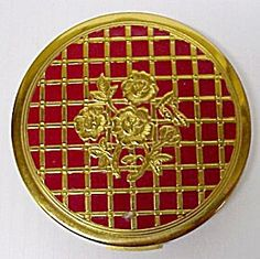 Vintage  Powder Compact. Click the image for more information.