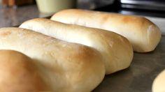 Na Cozinha da Margô: Pão Caseiro para Cachorro Quente
