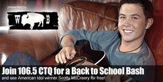106.5 CTQ Back to School Bash | Contests