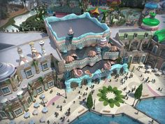 Liudong Tourism Zone, #Guangxi, #China - #ThemePark, #entertainment, #IdeAttack