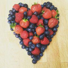 Summer Berry ❤️ #summer #nutrition #love #fruit