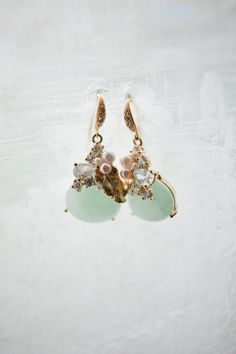 Earrings by Felice Dee, Photography by krisrae.com