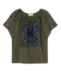 Tory Burch Camille Top