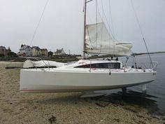 Cruising sailboat / transportable - DJANGO 6.70 - Marée Haute