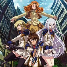 Chrome Shelled Regios (TV) - Anime News Network