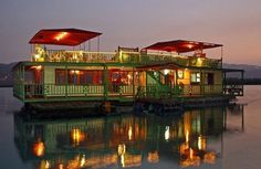 Houseboat Grill — Jamaica