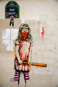 Artist: RNST #streetart