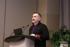 Moe Hosseini-Ara - Tech Forum 2014 - BookNet Canada  (c) Yvonne Bambrick http://www.booknetcanada.ca/technology-forum/