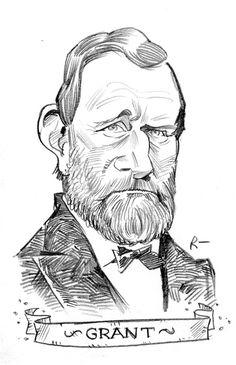 18. Ulysses S. Grant by Tom Richmond