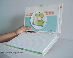 Caderno de Receitas da Família Infantine - Presente Personalizado! ~ Love to Keep