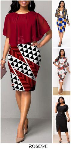 Best African Dresses, Latest African Fashion Dresses, African Attire, Women's Fashion Dresses, Stylish Dresses, African Fashion Style, African Fashion Designers, Office Dresses For Women, Modern Dress For Women