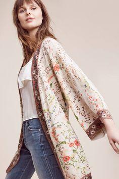 Slide View: 1: Ardennes Kimono Cardigan