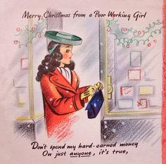 Merry Christmas, Working Girl.                                                                                                                                                      More
