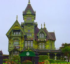 Carson Mansion - Eureka... ! Indeed!