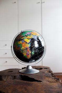black globe from Glass Deer