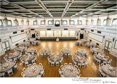 Solrs Sailors Memorial Hall Museum Pittsburgh Wedding Venue Reception