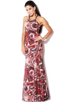 #clubwear21.com #dress #fashion Bali Island bejeweled day to evening maxi dress-$36.00