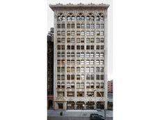 Bayard-Condict Building NYC ~ Architect: Louis Sullivan 1897-99 ~ Architectural Style: Chicago School